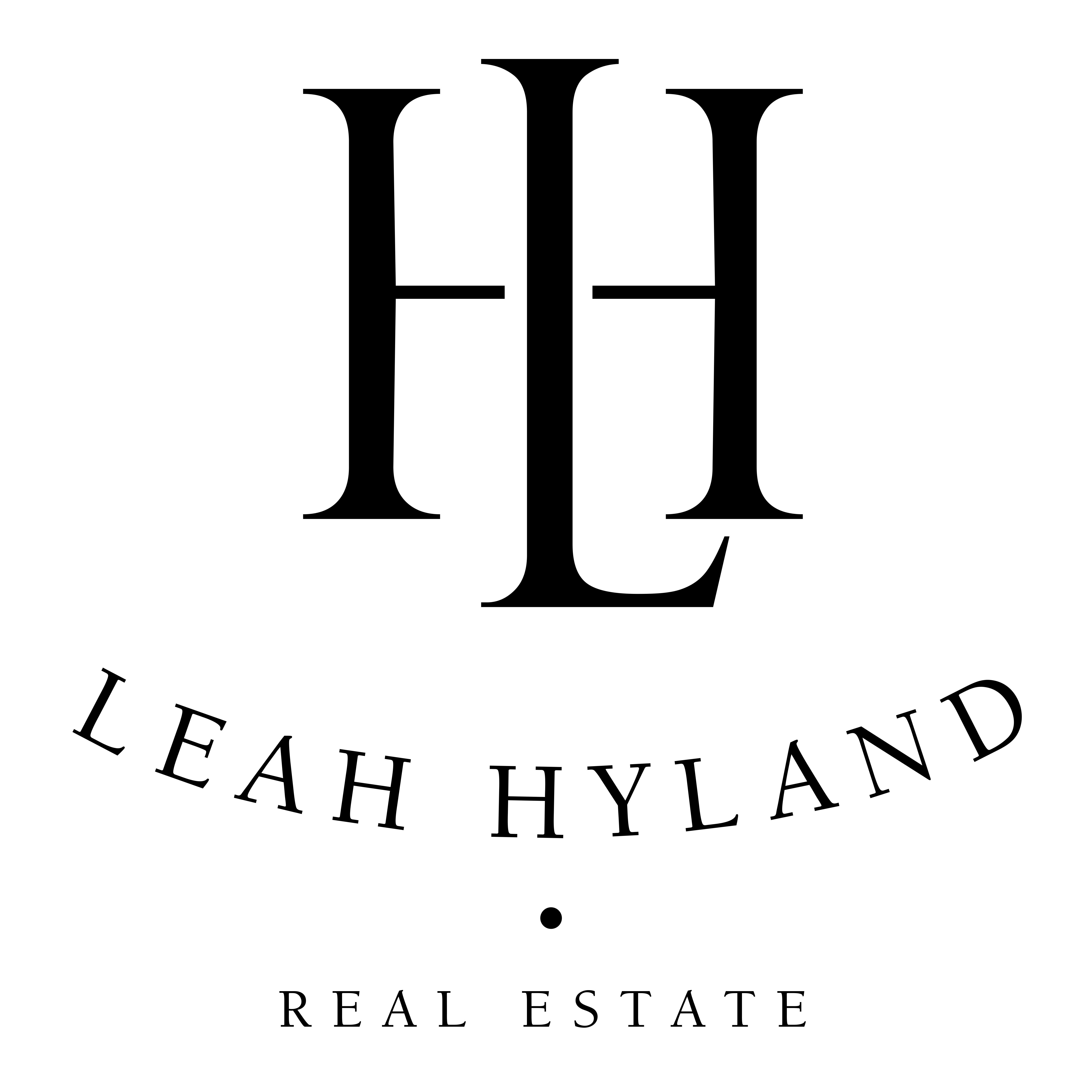 Leah Hyland, Real Estate, Business, Logo